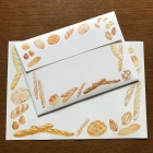 Letter Set Bread