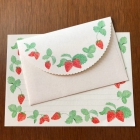 Letter Set Strawberry