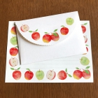 Letter Set Apple